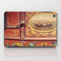 Caravan iPad Case