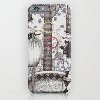 Winter Circus iPhone 6 Slim Case