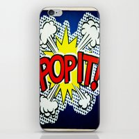 So Pop ! iPhone & iPod Skin