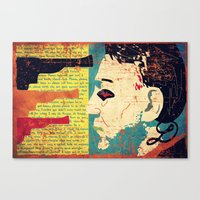 The Dutchman Canvas Print