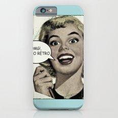 OMG!, I'm so Retro iPhone 6s Slim Case