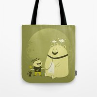 Meet Momo Tote Bag