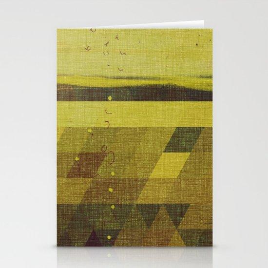 Solidago Meadow Stationery Card