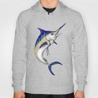 Blue Marlin Hoody
