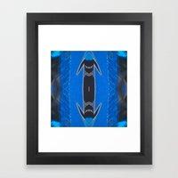 FX#56 - Pointless Standi… Framed Art Print