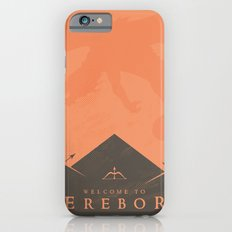 Welcome to Erebor Slim Case iPhone 6s