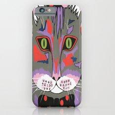 Mr Cat iPhone 6 Slim Case