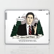 Twin Peaks (David Lynch) Agent Dale Cooper Laptop & iPad Skin