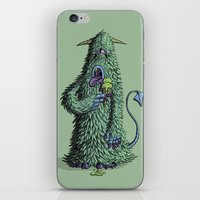 Id Monster iPhone & iPod Skin