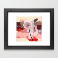 Scatter, 1 Framed Art Print
