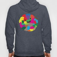 happy colour ball Hoody