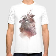 The Creator Mens Fitted Tee White SMALL
