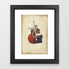 Centennial Framed Art Print