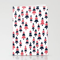 Forrest Pattern Stationery Cards