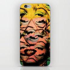 Monroe iPhone & iPod Skin