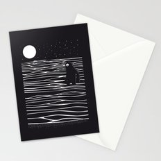 Scary monster! Stationery Cards