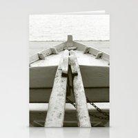 Boat I Stationery Cards