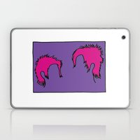 Punk Hair Laptop & iPad Skin