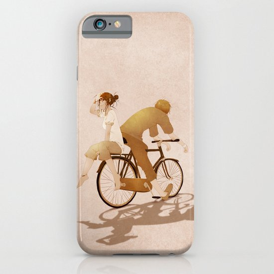 The Bike iPhone & iPod Case