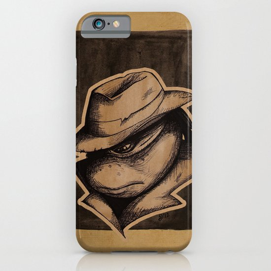 Anger Clouds The Mind iPhone & iPod Case