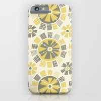 iPhone & iPod Case featuring Mod Floral by shiny orange dreams