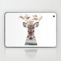 in nature deer Laptop & iPad Skin