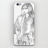 Drink iPhone & iPod Skin