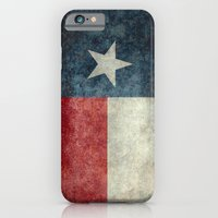 Texas State Flag, Vertic… iPhone 6 Slim Case