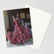 spanish dream Stationery Cards