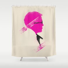 Drive Shower Curtain