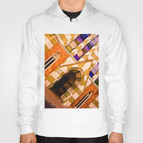 FRONT OF CHURCH Hoody