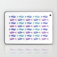 Fish tile Laptop & iPad Skin