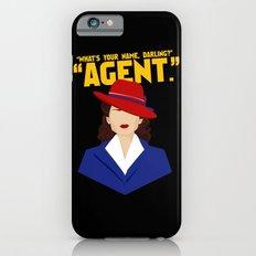 Agent Slim Case iPhone 6s