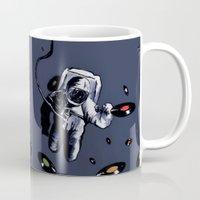 Interstellar Record Hunt Mug