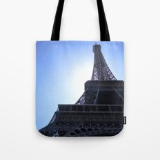 The Eiffel Tower Tote Bag