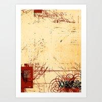 balance 20 Art Print