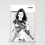 Apollonia Saintclair 531… Stationery Cards