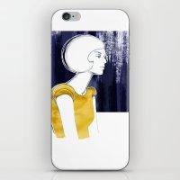 Irma Gold iPhone & iPod Skin