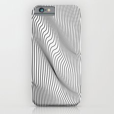 Minimal Curves iPhone 6 Slim Case