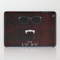 The Lost Boys - Minimal Poster 01 iPad Case
