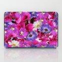 The Joy Of Spring Flowers iPad Case