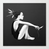Skyling Canvas Print