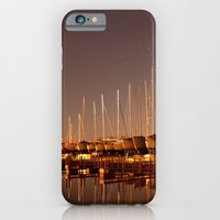 iPhone & iPod Case featuring The Docks at Night by Jasmine Cupp