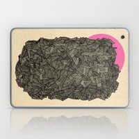 - Obscure The Pink Shade… Laptop & iPad Skin