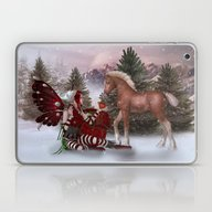 Christmas Apple Laptop & iPad Skin
