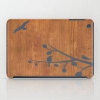 free as a bird iPad Case