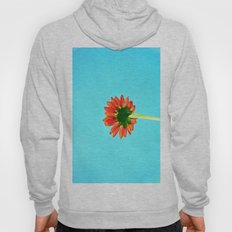 Flower orange 6 Hoody