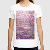 glitter T-shirts featuring Glitter 4531 by Cecilie Karoline