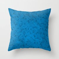 Octopusttern Throw Pillow