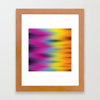 Now That's Abstract! Framed Art Print